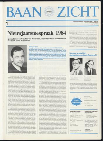 Bank Mees & Hope - Baanzicht 1984