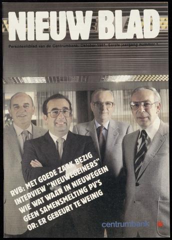 Centrumbank - InZicht 1981