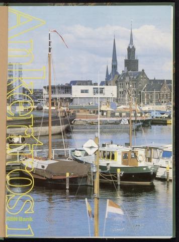 Algemene Bank Nederland - Ankertros 1985