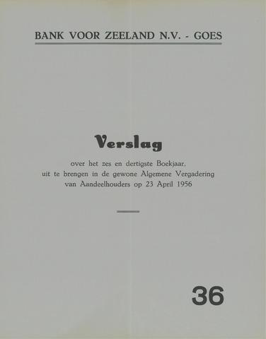 Bank voor Zeeland 1955