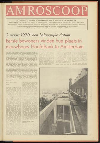 Amro Bank - Amroscoop 1970