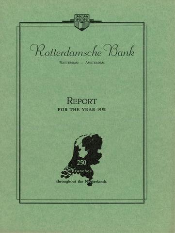 Rotterdamsche Bank 1951