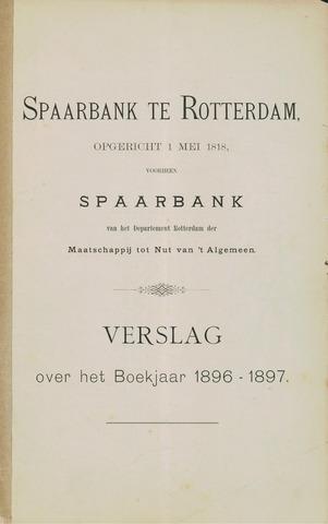 Spaarbank te Rotterdam 1896