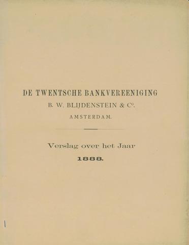 Twentsche Bank 1888