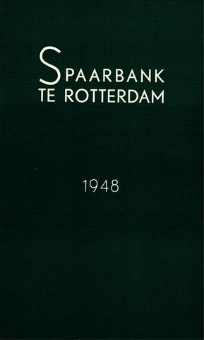 Spaarbank te Rotterdam 1948