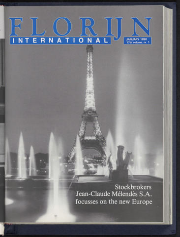Pierson, Heldring & Pierson - Florijn International 1990