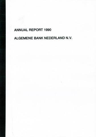 Algemene Bank Nederland 1990
