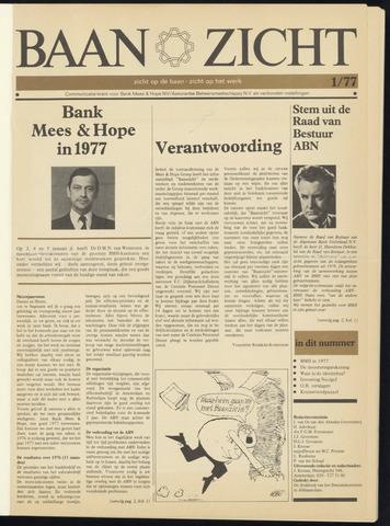 Bank Mees & Hope - Baanzicht 1977