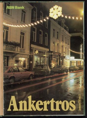 Algemene Bank Nederland - Ankertros 1981