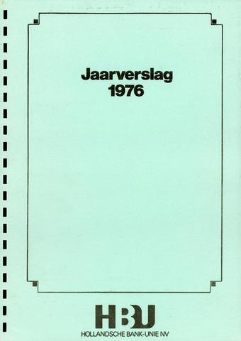 Hollandsche Bank-Unie 1976
