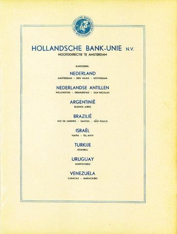 Hollandsche Bank-Unie 1950