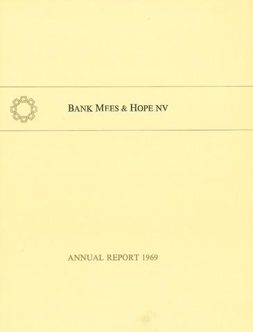 Bank Mees & Hope 1969
