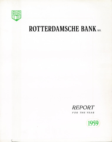 Rotterdamsche Bank 1959