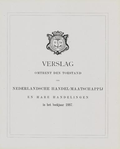 Nederlandsche Handel-Maatschappij 1887