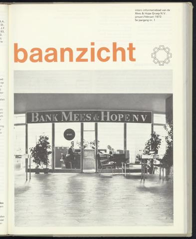 Bank Mees & Hope - Baanzicht 1973