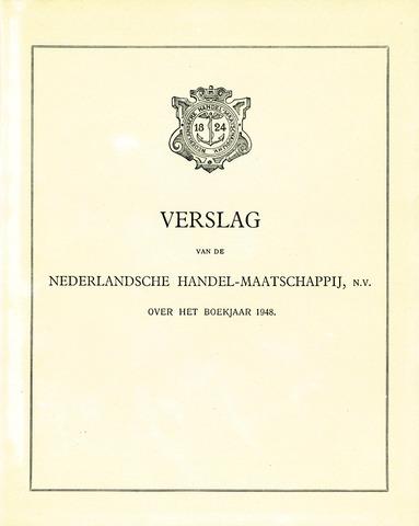 Nederlandsche Handel-Maatschappij 1948