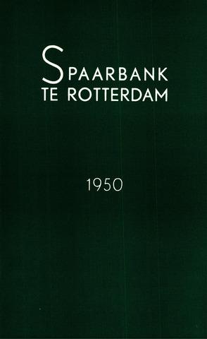 Spaarbank te Rotterdam 1950