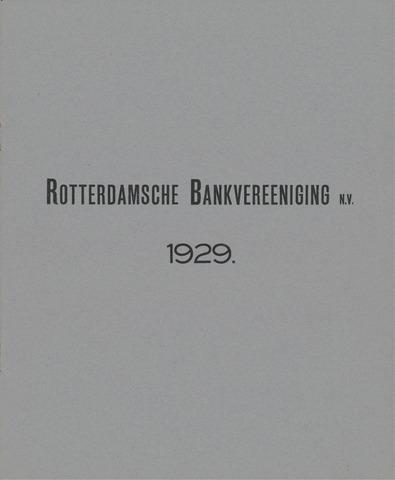 Rotterdamsche Bank 1929