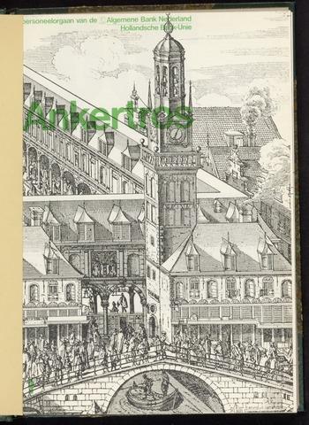 Algemene Bank Nederland - Ankertros 1975