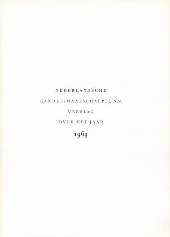 Nederlandsche Handel-Maatschappij 1963