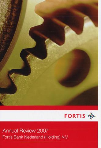Fortis Bank Nederland 2007