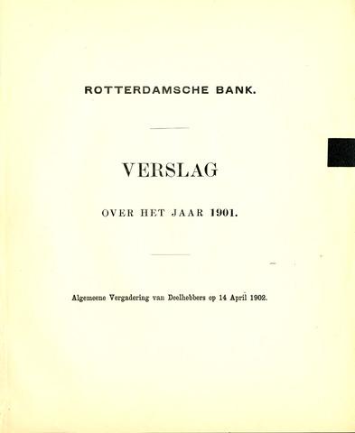 Rotterdamsche Bank 1901