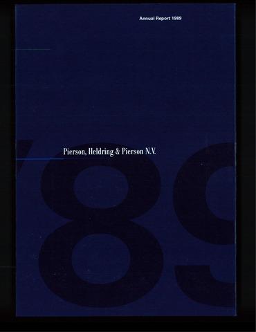 Pierson, Heldring & Pierson 1989