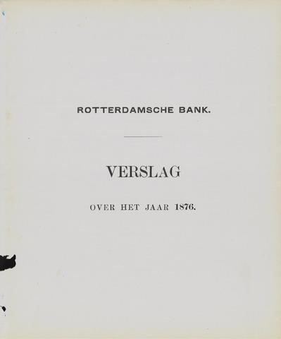 Rotterdamsche Bank 1876