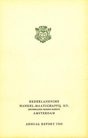 Nederlandsche Handel-Maatschappij 1960