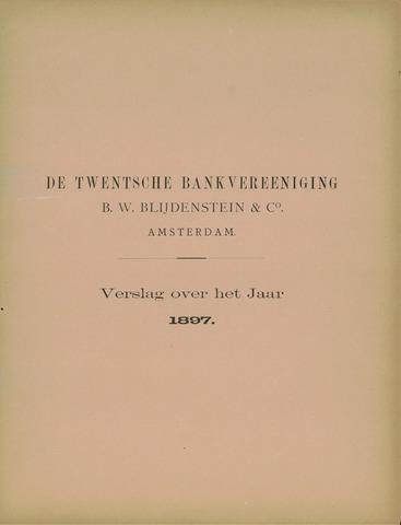 Twentsche Bank 1897