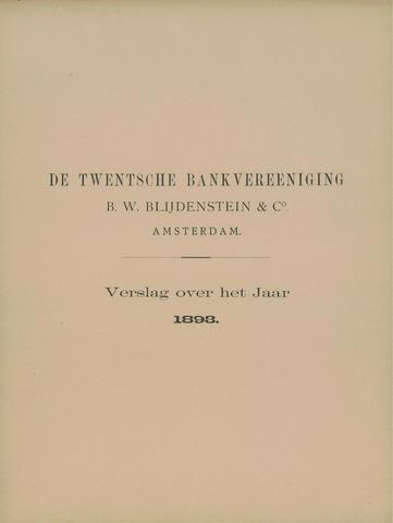 Twentsche Bank 1893
