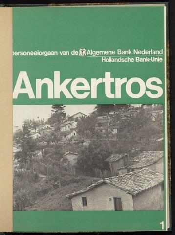 Algemene Bank Nederland - Ankertros 1971