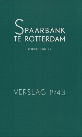 Spaarbank te Rotterdam 1943