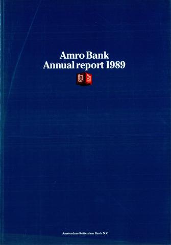 Amro Bank 1989