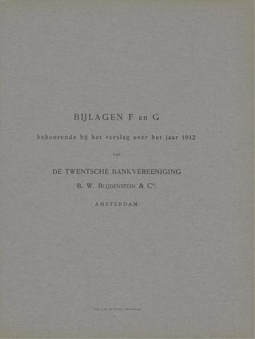 Twentsche Bank 1912