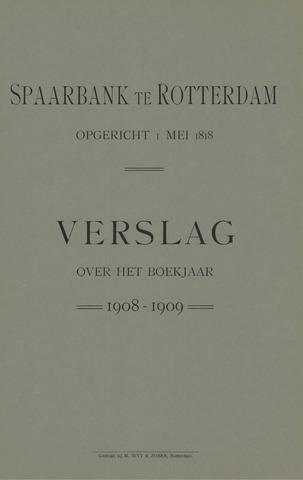 Spaarbank te Rotterdam 1908
