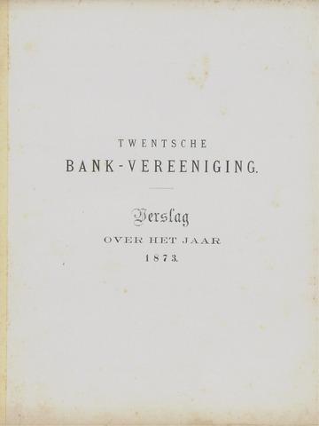 Twentsche Bank 1873