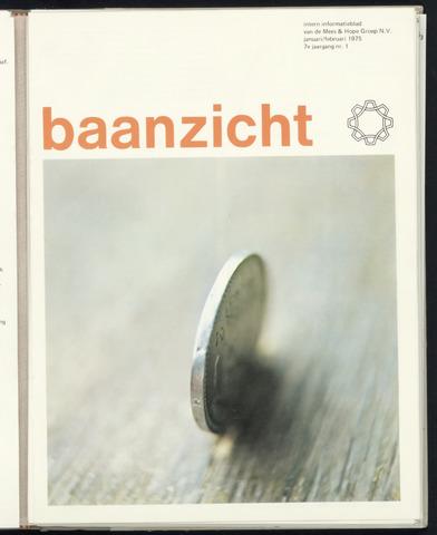 Bank Mees & Hope - Baanzicht 1975