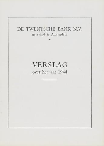 Twentsche Bank 1944