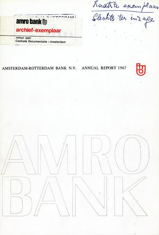 Amro Bank 1967