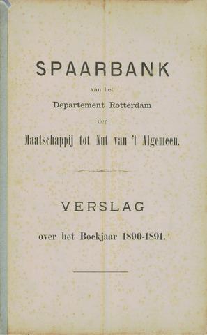 Spaarbank te Rotterdam 1890