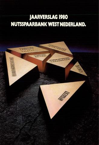 Nutsspaarbank West Nederland 1980