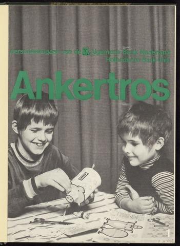 Algemene Bank Nederland - Ankertros 1970