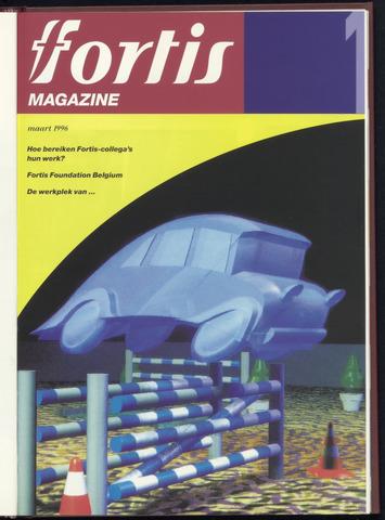 Fortis - Fortis Magazine 1996