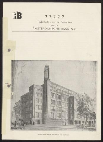Amsterdamsche Bank - AB 1946