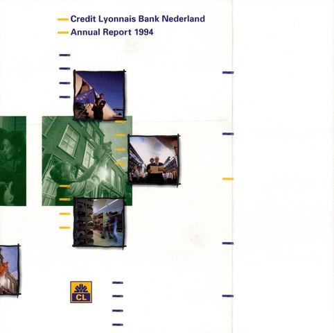 Credit Lyonnais Bank Nederland 1994