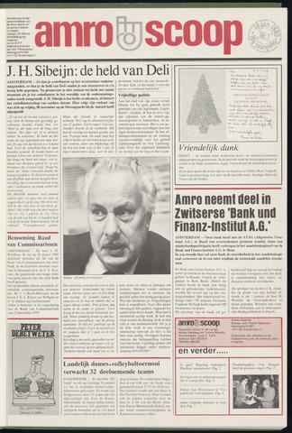 Amro Bank - Amroscoop 1980