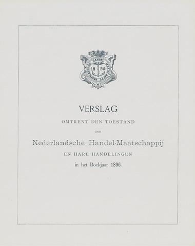 Nederlandsche Handel-Maatschappij 1896