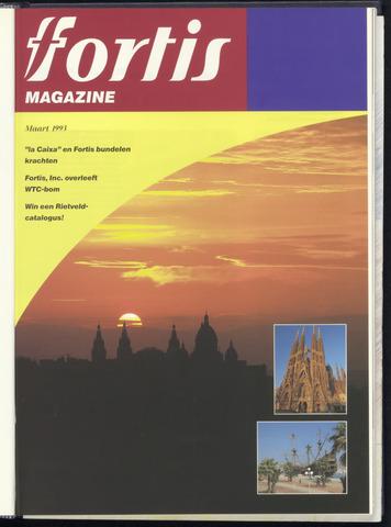 Fortis - Fortis Magazine 1993