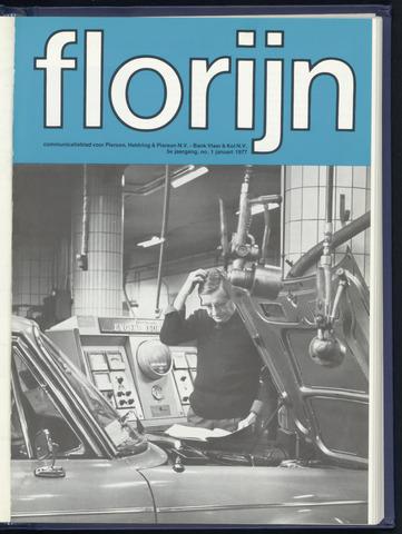 Pierson, Heldring & Pierson - Florijn 1977